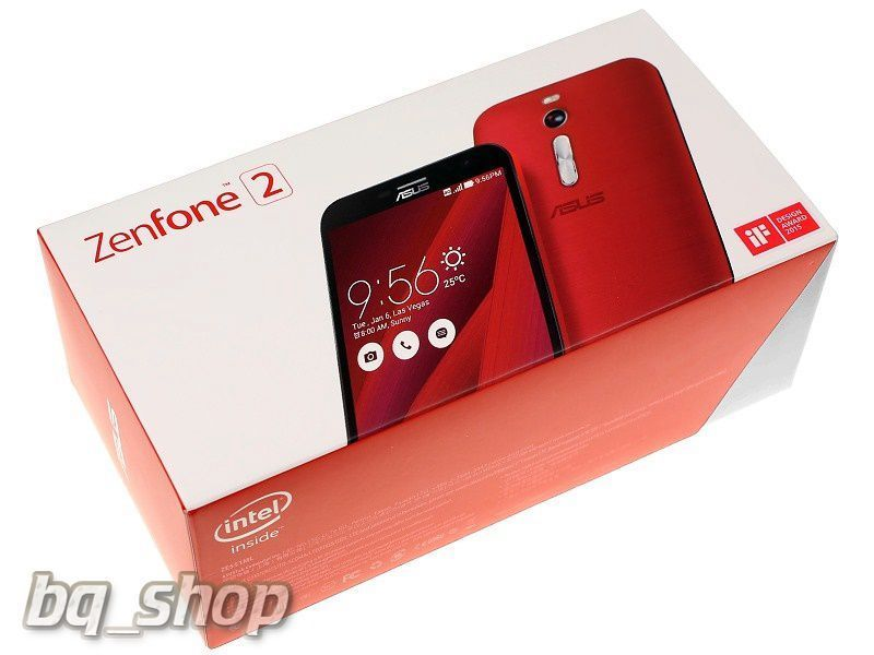 ASUS ZenFone 2 ZE550ML 16GB Red
