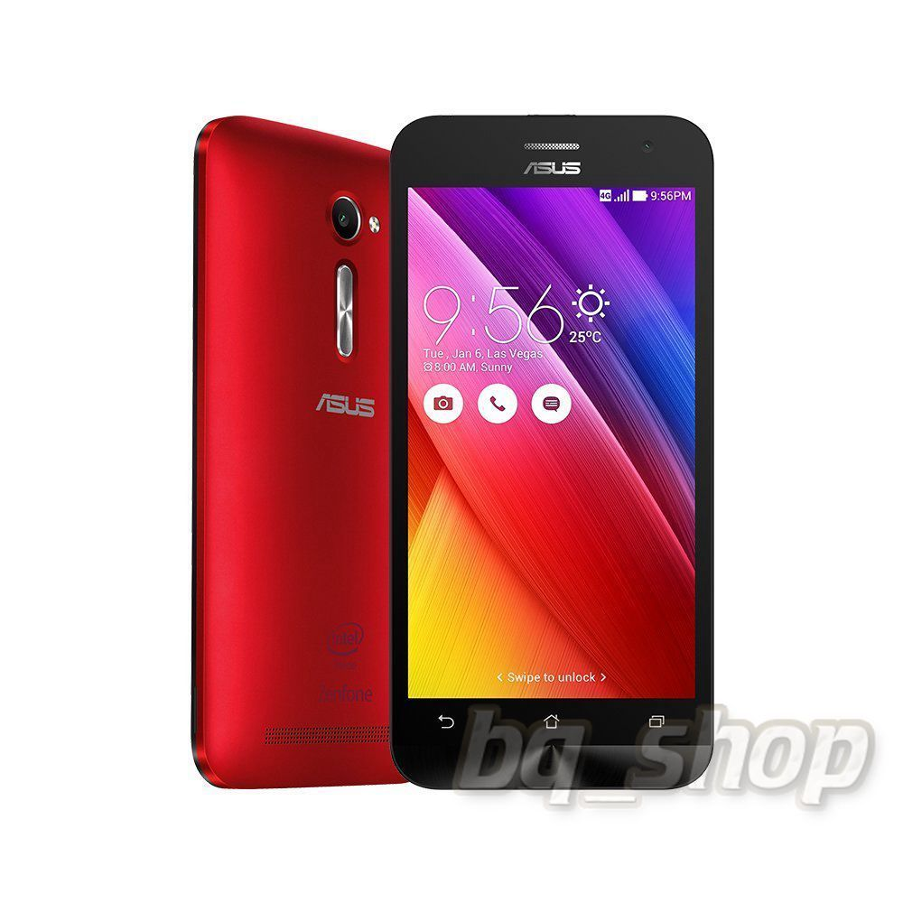 "ASUS ZenFone 2 ZE551ML 5.5"" 4GB/32GB LTE Dual SIM Red"