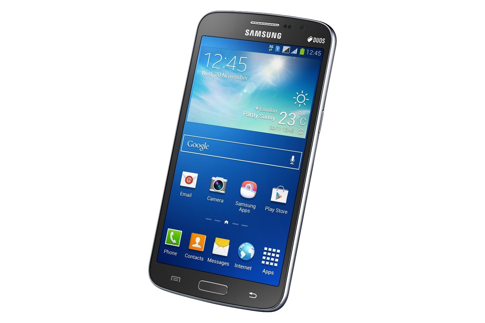Samsung GALAXY GRAND 2 G7102 DUAL SIM Black