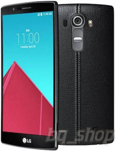 LG G4 Dual Sim H818 32GB Black Leather