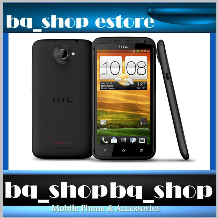 HTC One X 16GB Black S720e