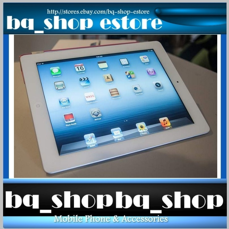 Apple ipad 3 16GB 4G & Wi-Fi White