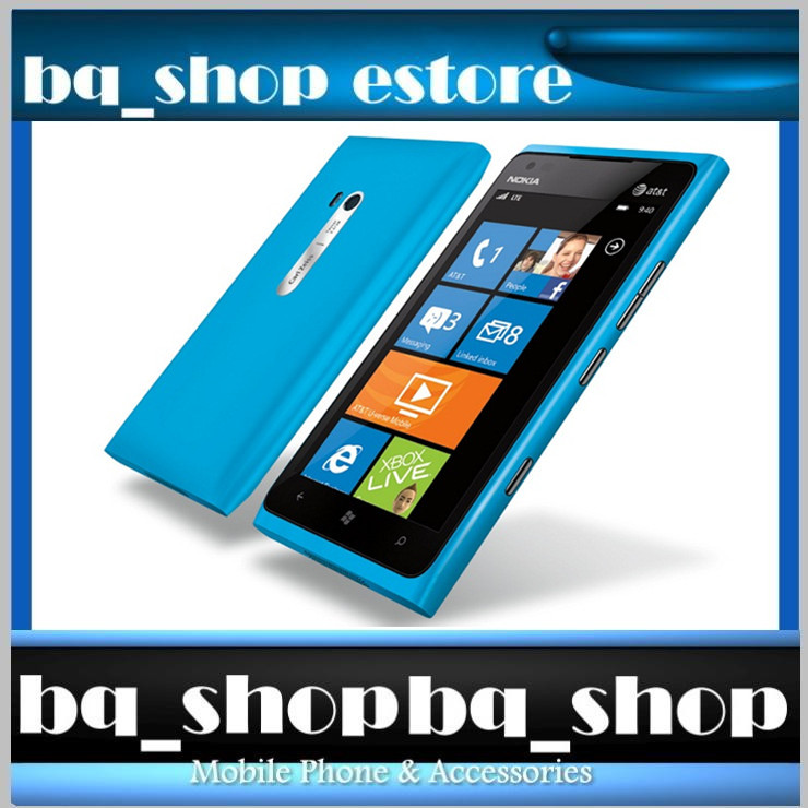Nokia Lumia 900 Blue