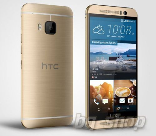 NEW HTC One M9 Gold