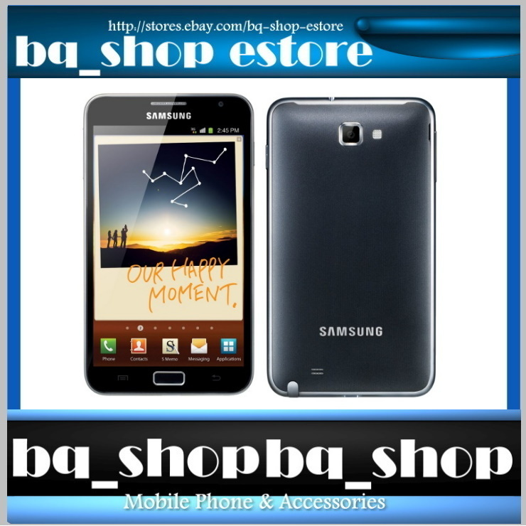 Samsung Galaxy Note N7000 Dark Blue