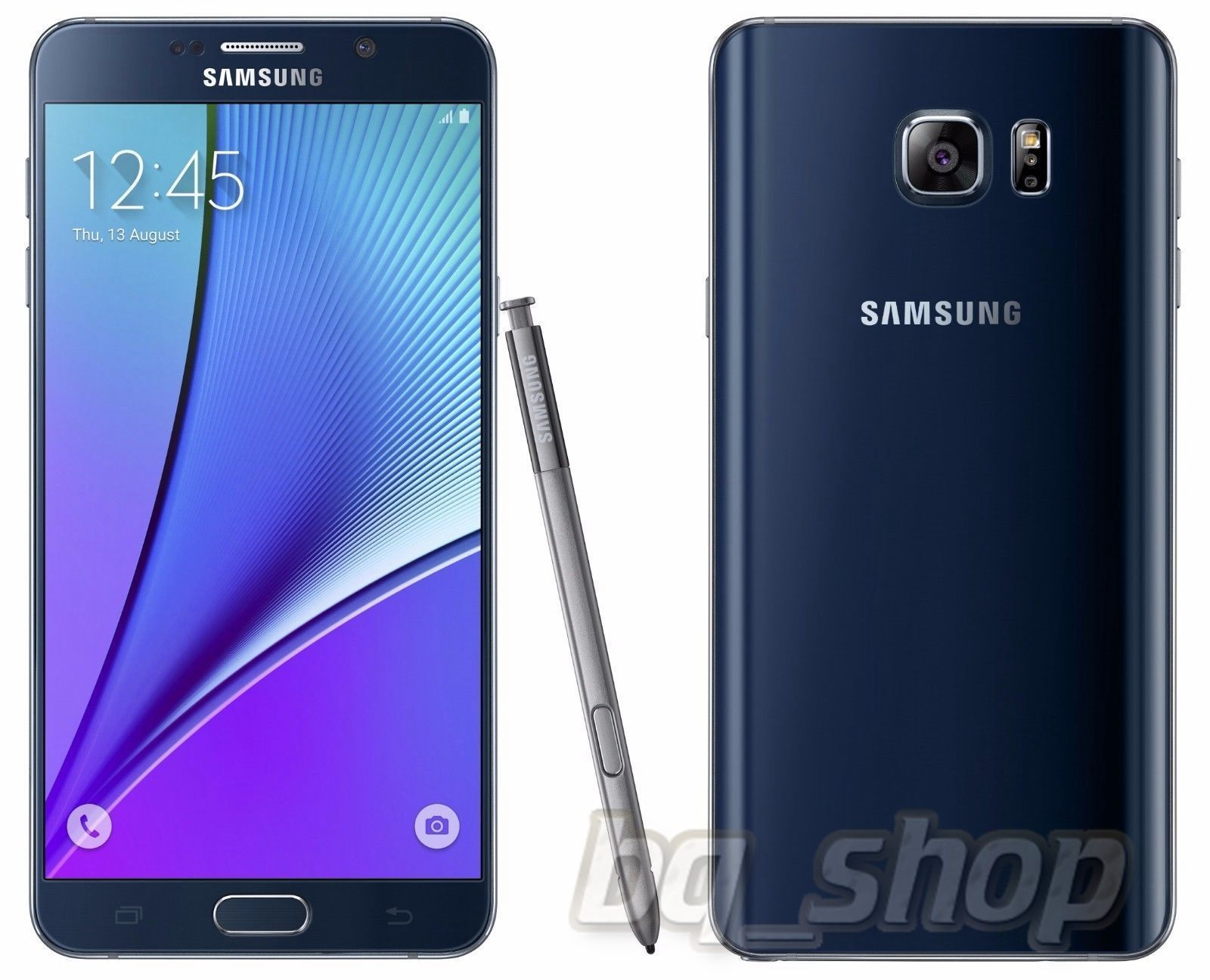 Samsung Galaxy Note 5 N920i black 32GB