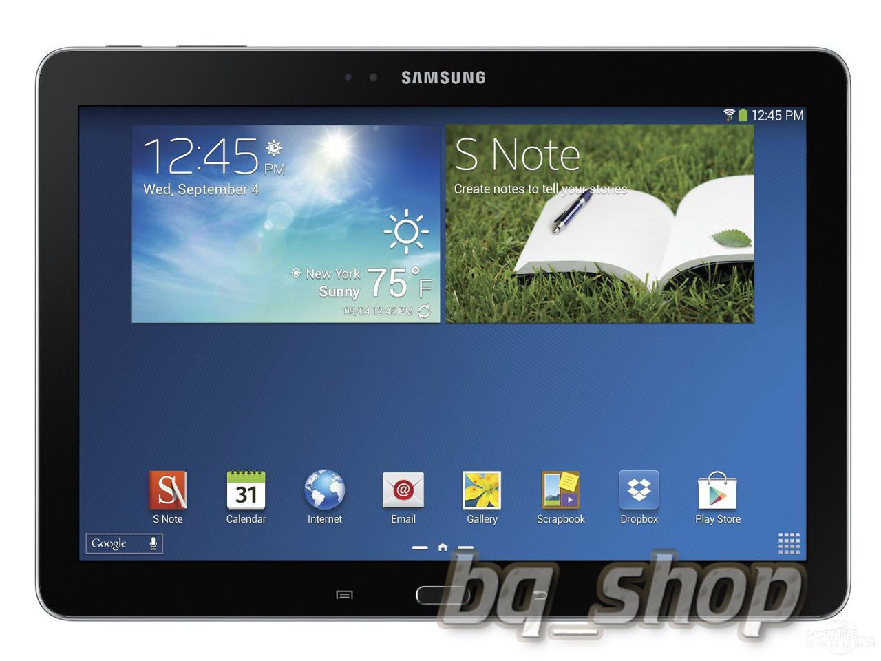 Samsung Galaxy Note 10.1 2014 P605 4G Black