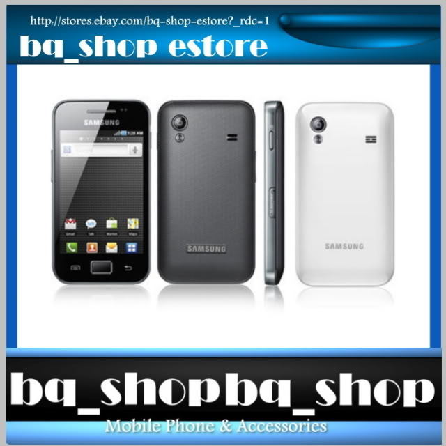 Samsung Galaxy Ace S5830I Black