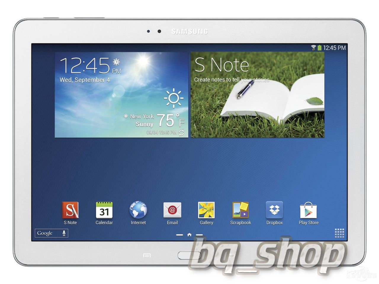 Samsung Galaxy Note 10.1 2014 P605 4G white