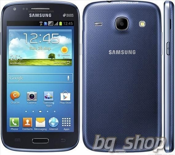 Samsung Galaxy Core i8262 Duos Blue