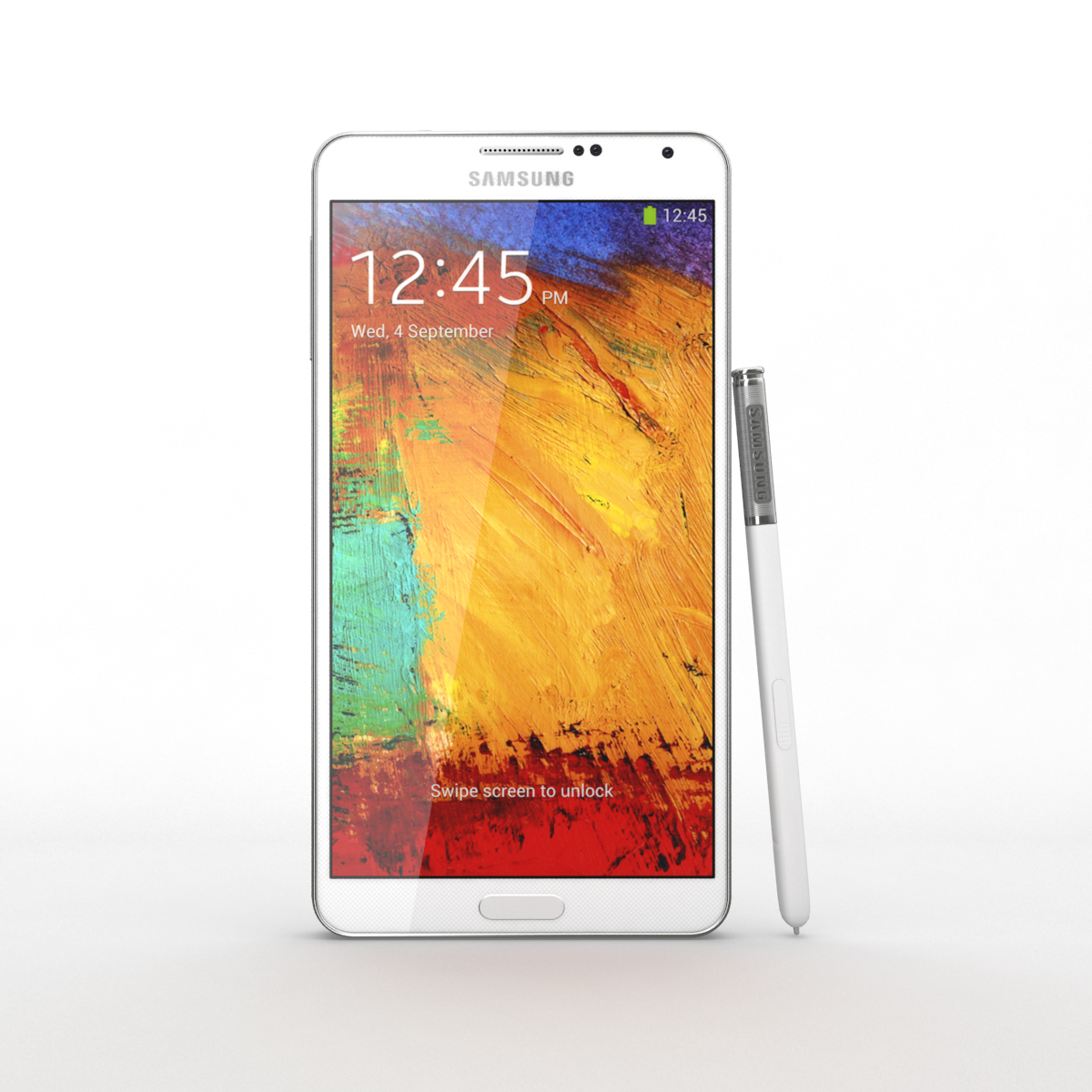 Samsung Galaxy Note 3 32GB N9005 WHITE