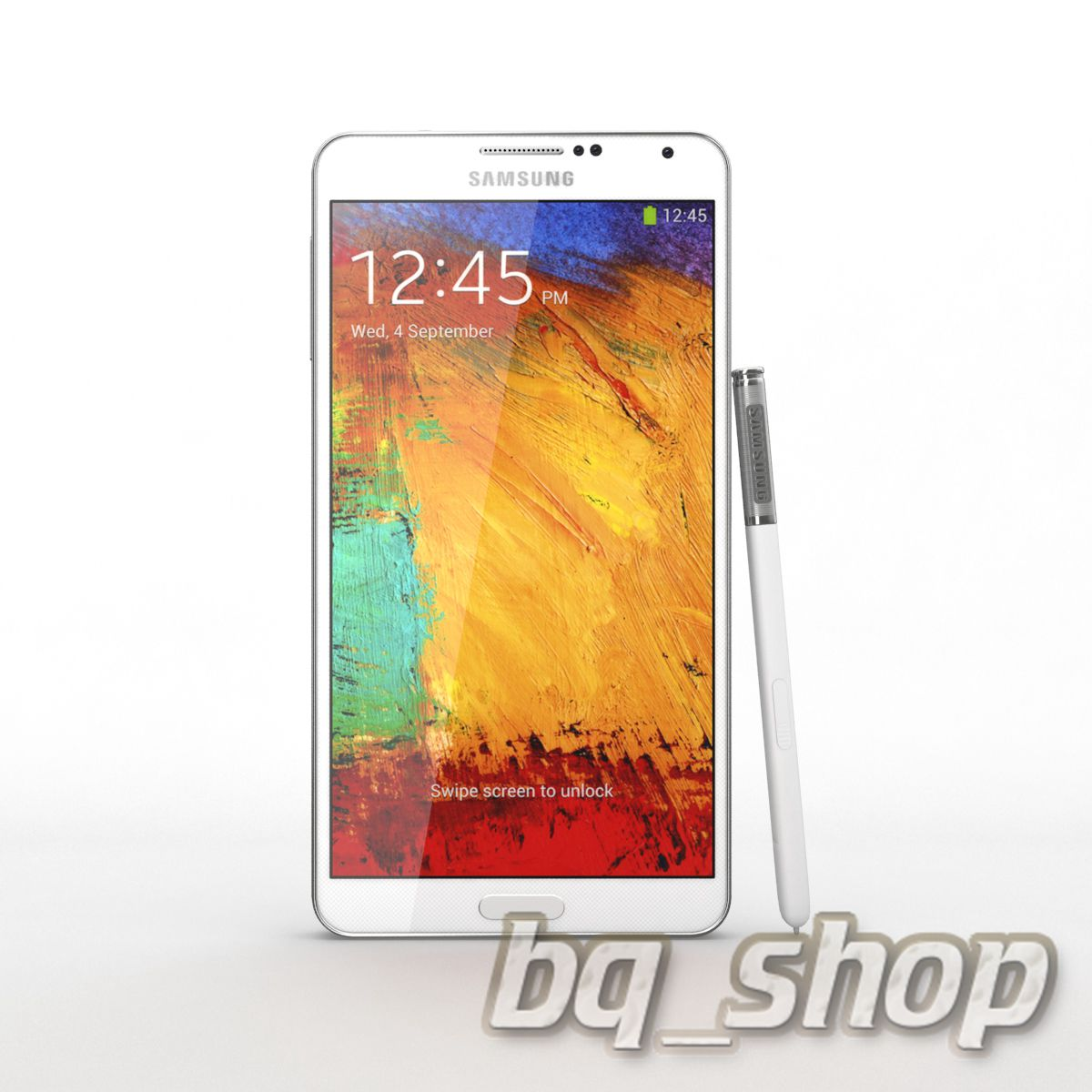 Samsung Galaxy Note 3 32GB  N9000 WHITE