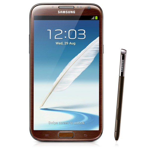 Samsung Galaxy Note II N7100 Brown